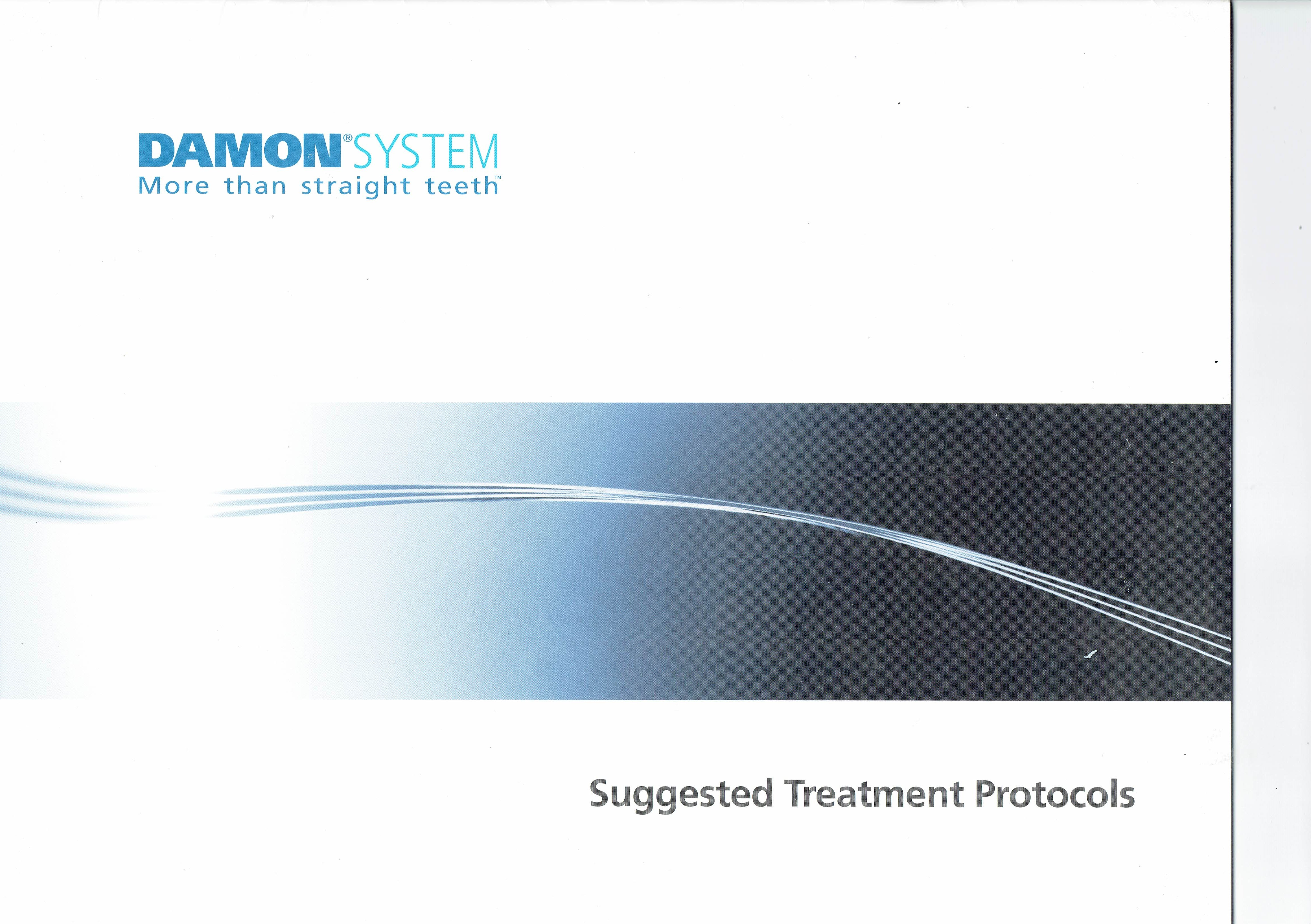 Damon-Ortho-Treatment-Protocol